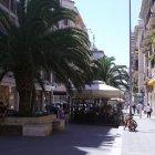 Strada de shopping