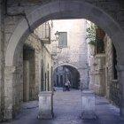Intrarea în Bari Vecchio