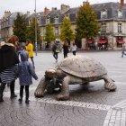 Țestoasa din Place de la Victoire