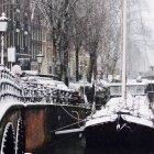 Iarna în Amsterdam 07