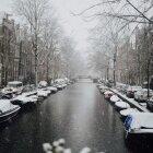 Iarna în Amsterdam 12