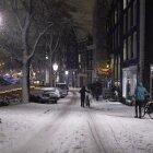 Iarna în Amsterdam 21