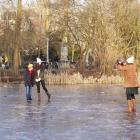 Iarna în Amsterdam 04