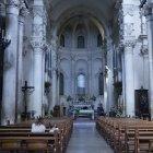 Catedrala, pe dinăuntru