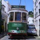 Cum să nu parchezi mașina în Lisabona