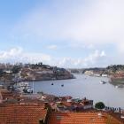 Vedere spre râu - din Vila Nova de Gaia