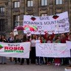 Protest Roșia Montană 07