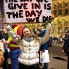 Protest anticorupție în Amsterdam 06