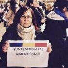 Protest anticorupție în Amsterdam 07