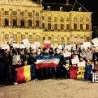 Protest anticorupție în Amsterdam 03