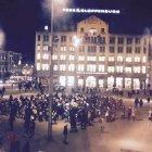 Protest anticorupție în Amsterdam 01