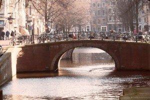 Expat în Amsterdam