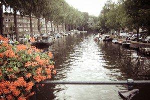August 2010 - De Baarjes, primul cartier în care am locuit, și podul peste care treceam în fiecare zi