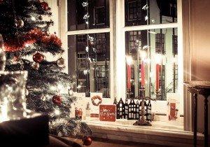 Decembrie 2012 - Sarbatori de iarnă în casă nouă