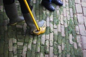 Distracție olandeză: golf țărănesc
