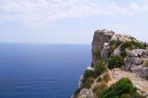 Belvedere pe drumul spre Formentor