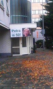 Petra a împlinit 50 de ani