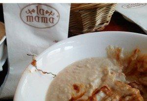 "Restaurant ""La Mama"" — una rece, una caldă"