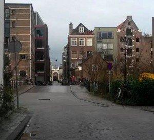 O zi ploioasa in Amsterdam