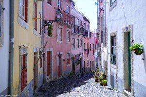 În căutarea soarelui: Portugalia, Lisabona