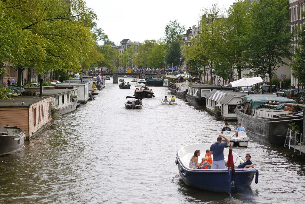 Aglomerație pe canale