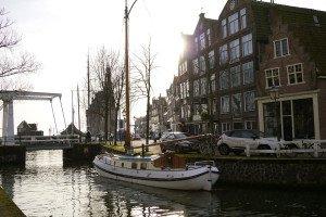 O după-amiază în Hoorn