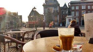cafea la soare