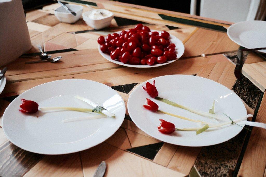 Lalele comestibile