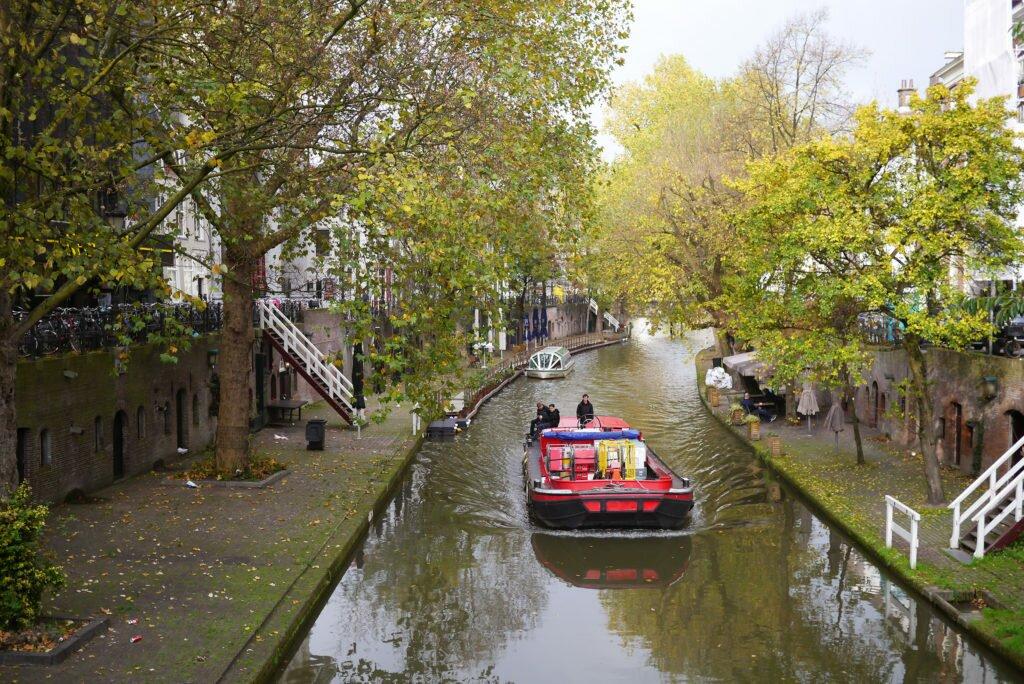 Canalele din Utrecht 01