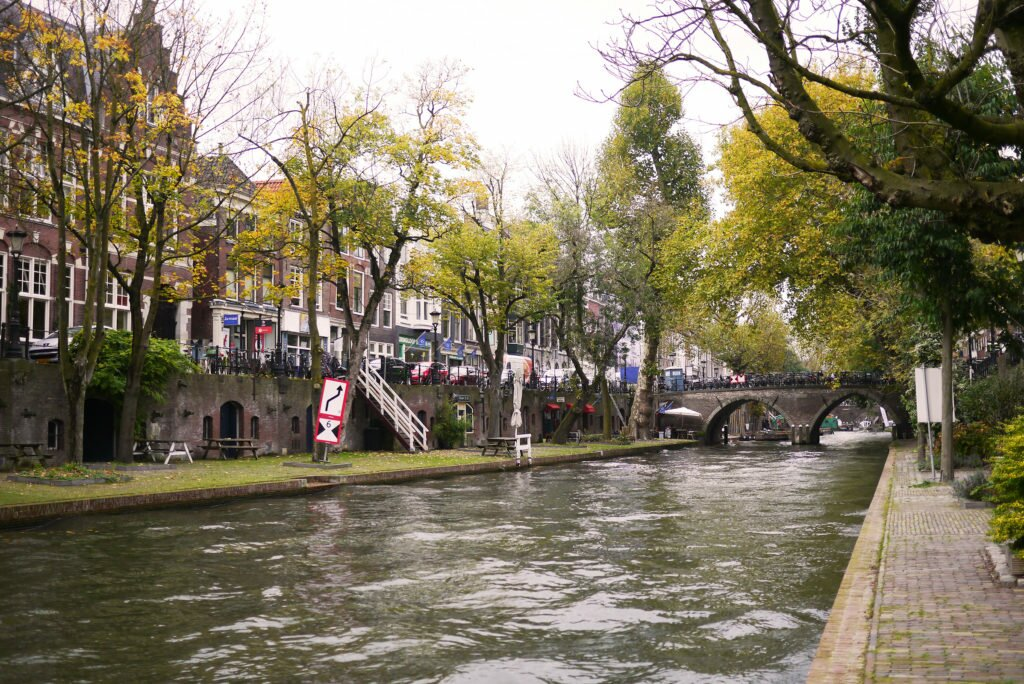 Canalele din Utrecht 02
