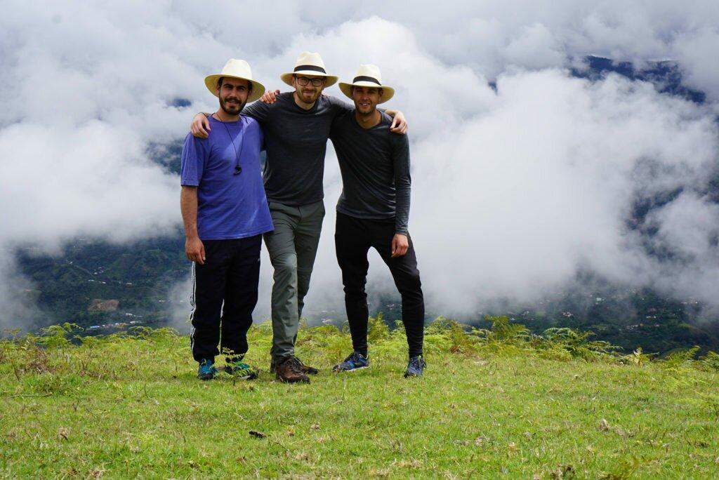 În Columbia