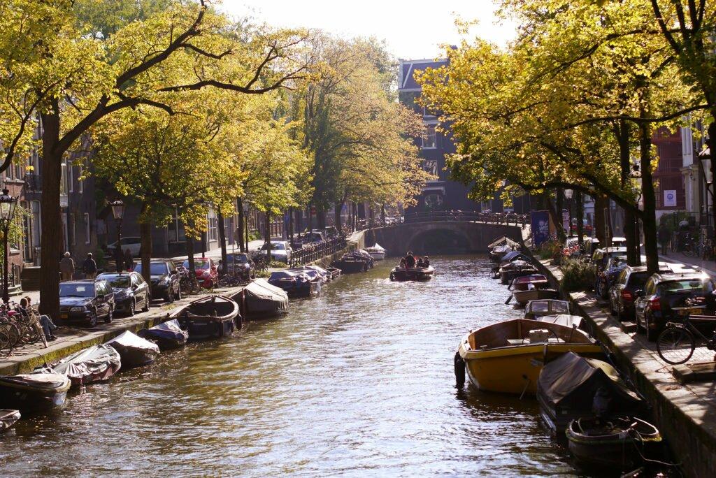 Amsterdam toamna