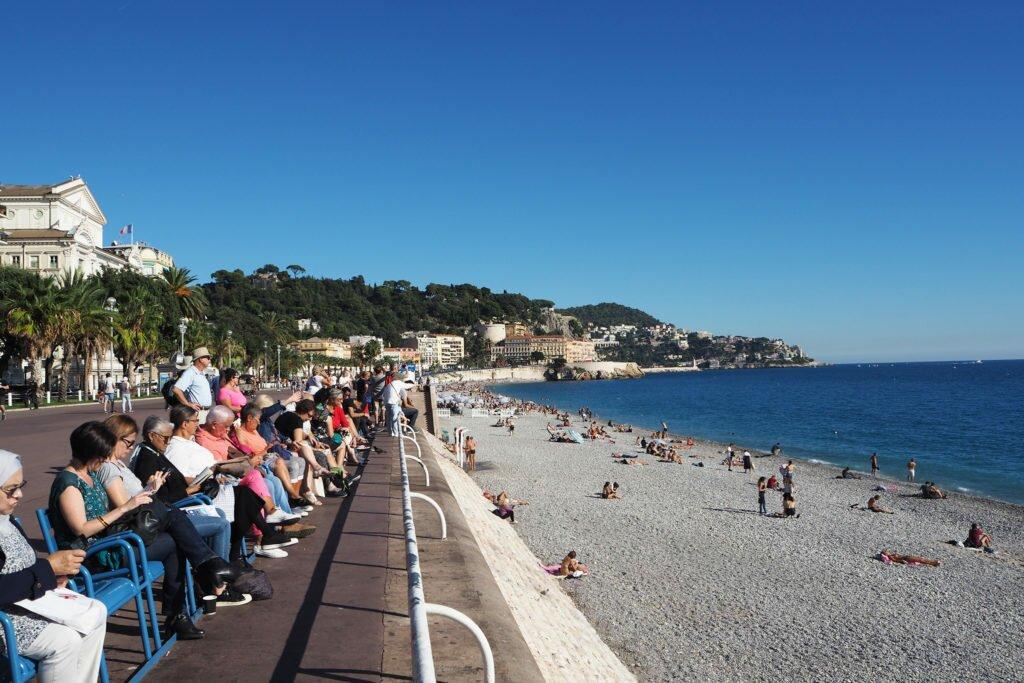 Plaja din Nisa