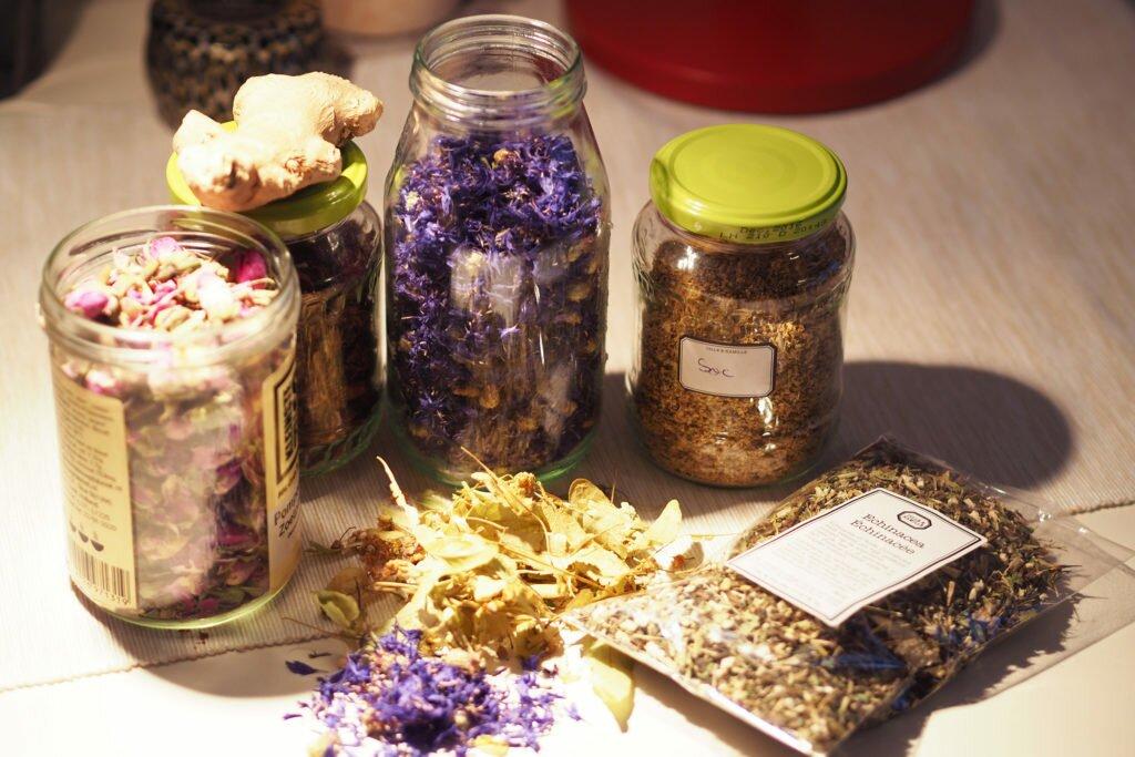 Colecția de ceaiuri