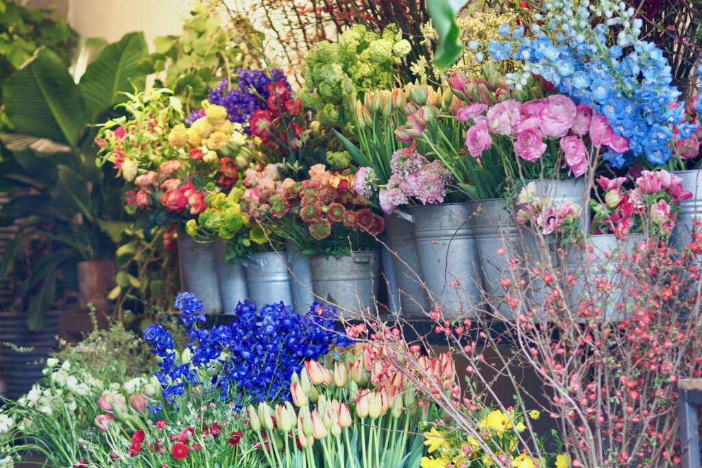 La florărie