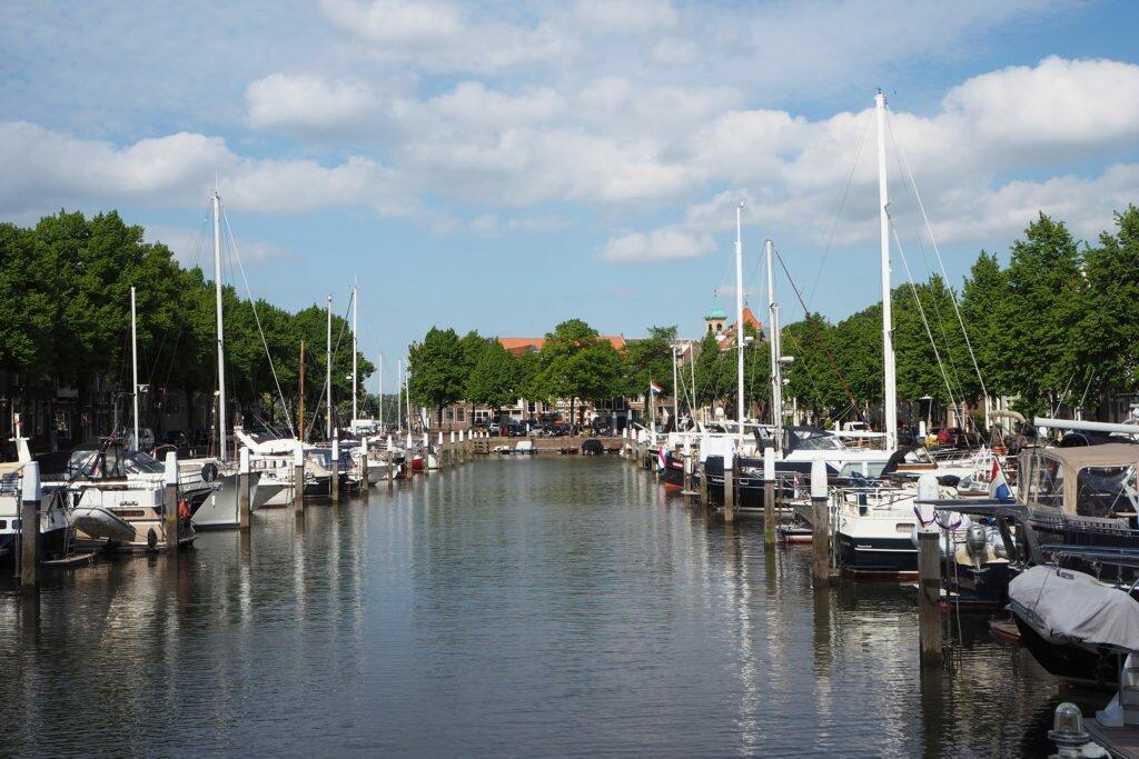 Dordrecht - portul