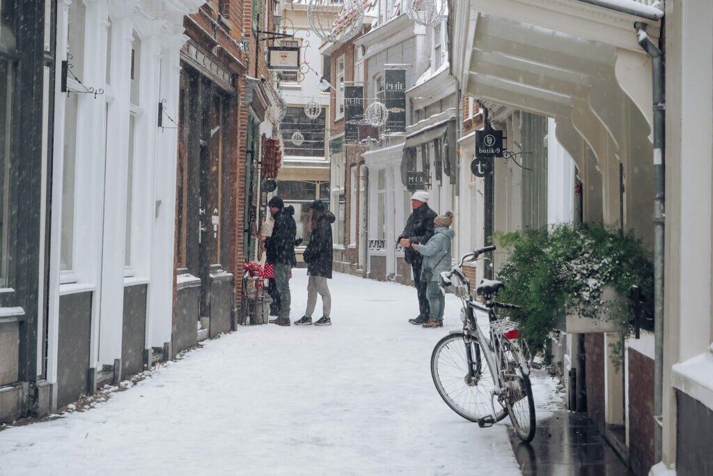 Iarna in Alkmaar 09