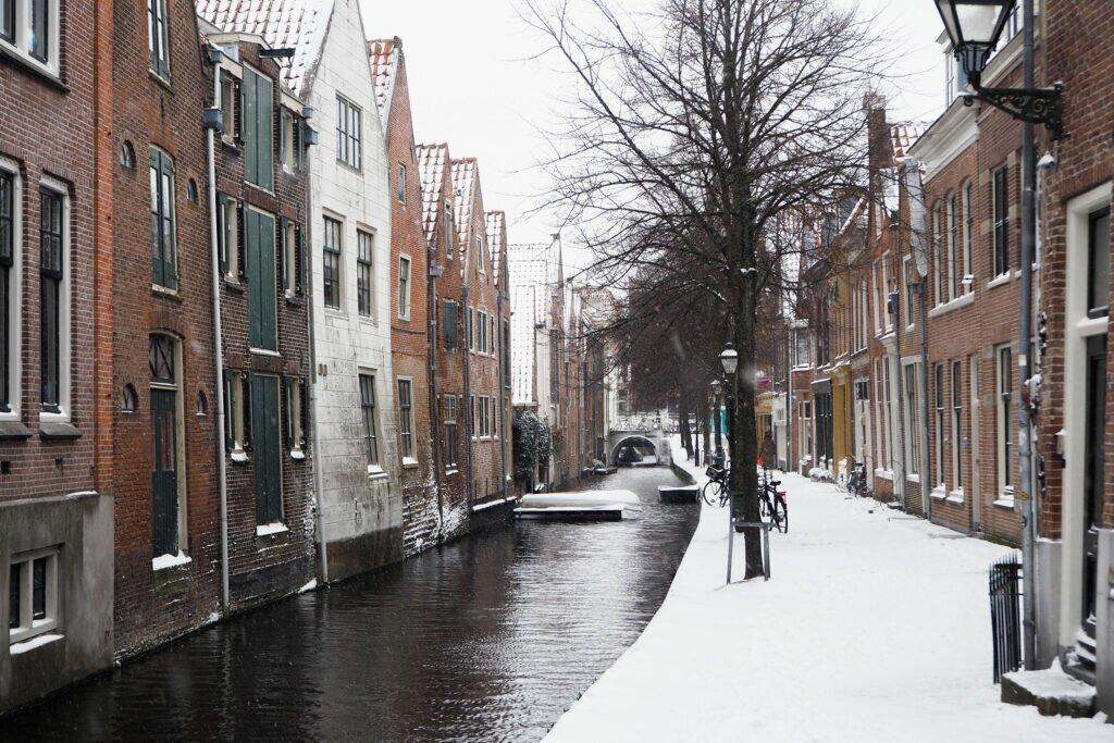 Iarna in Alkmaar 03