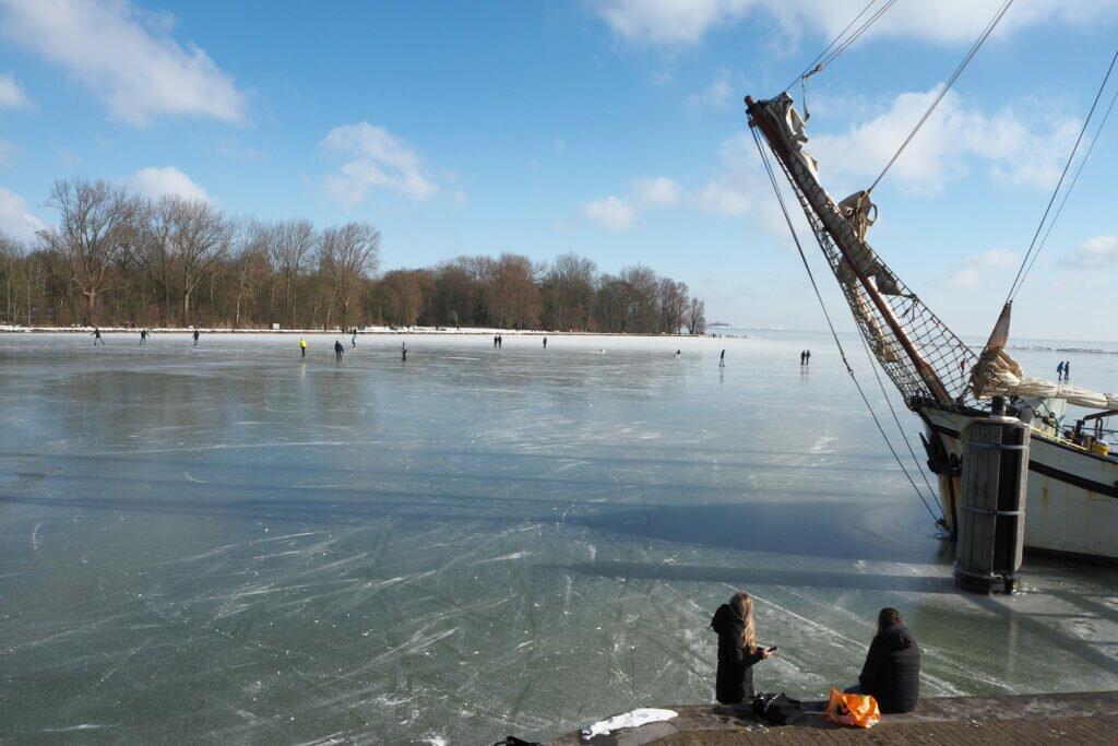 Iarna în Olanda 08