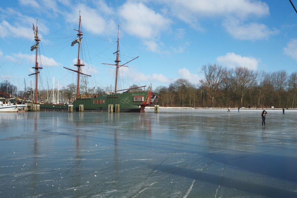 Iarna în Olanda 09
