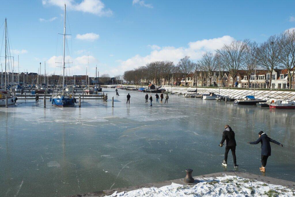 Iarna în Olanda 13