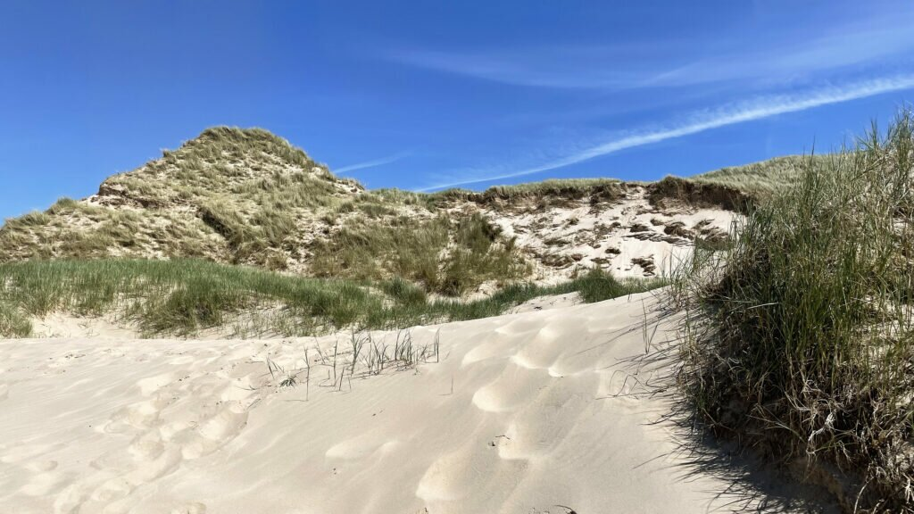 Dune la Egmond aan Zee