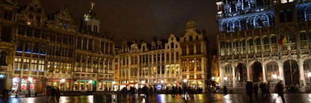 Plimbare la Bruxelles
