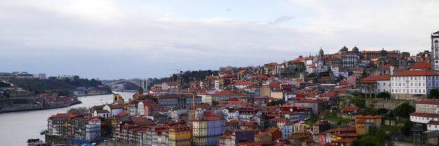 Minivacanță de iarnă la Porto