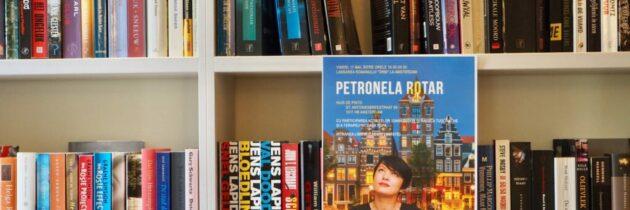 Întâlnire cu Petronela Rotar în Amsterdam