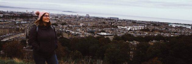 Vacanță de toamnă la Edinburgh