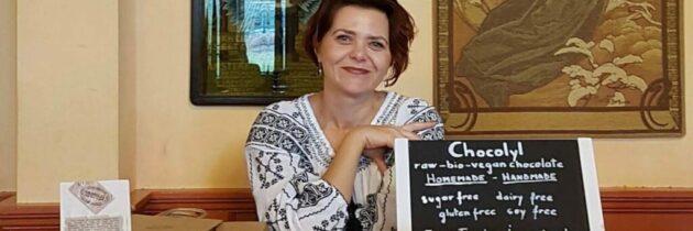 Români în Olanda: Lili de la Chocolyl